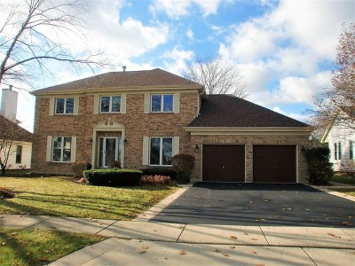 Mundelein Single Family Home Contingent: 378 Waverly Drive