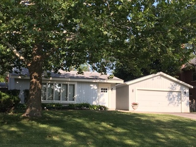 Hinsdale Single Family Home For Sale: 5711 South Monroe Street