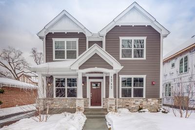 Glen Ellyn Single Family Home For Sale: 416 Evergreen Avenue