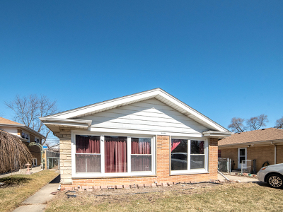 Lincolnwood Single Family Home For Sale: 3942 West Fitch Avenue