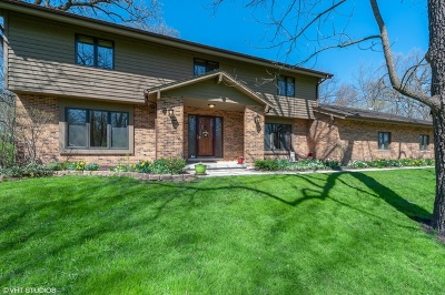 Woodstock Single Family Home For Sale: 3009 Hidden Lake Drive