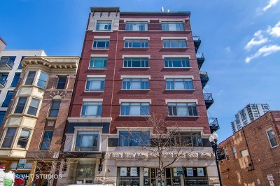 Condo/Townhouse For Sale: 1429 North Wells Street #502