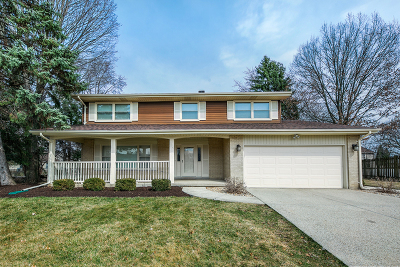 Hobson Creek Single Family Home Price Change: 23w301 Woodcrest Court East