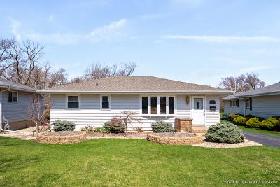 Wheaton Single Family Home For Sale: 605 East Elm Street