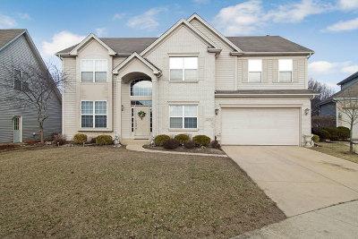 Aurora Single Family Home Contingent: 2092 Gardner Circle East