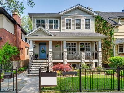 Single Family Home For Sale: 2124 West Pensacola Avenue