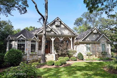 St. Charles Single Family Home For Sale: 38w380 Heritage Oaks Drive