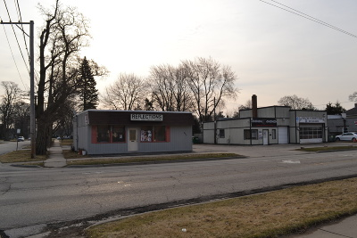 Elgin Commercial For Sale: 871 North Liberty Street