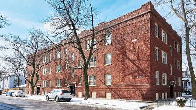 Condo/Townhouse For Sale: 3422 North Wolcott Avenue #3