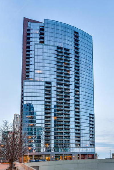 Condo/Townhouse For Sale: 450 East Waterside Drive #3102