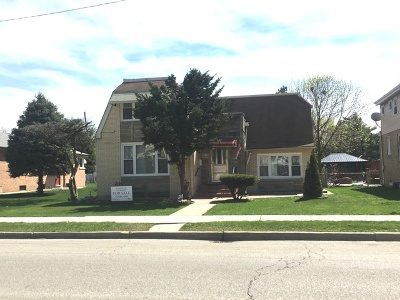 Chicago Multi Family Home Re-Activated: 6531 West Devon Avenue