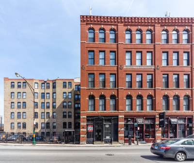 Condo/Townhouse For Sale: 525 North Halsted Street #315