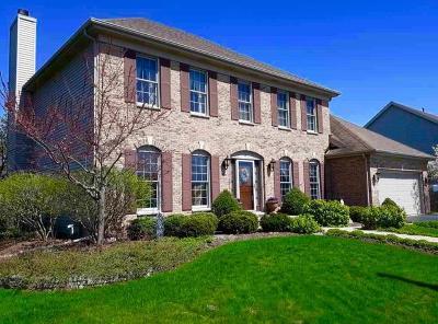 Geneva Single Family Home For Sale: 0n685 Brundige Drive