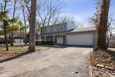 Glen Ellyn Single Family Home For Sale: 919 Ellynwood Drive