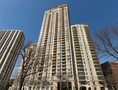 Chicago Condo/Townhouse For Sale: 2550 North Lakeview Avenue #S706