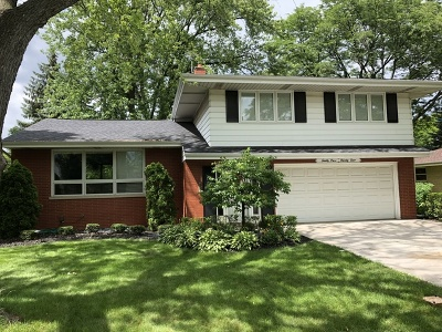 Palos Heights, Palos Hills Single Family Home For Sale: 6232 West 128th Place