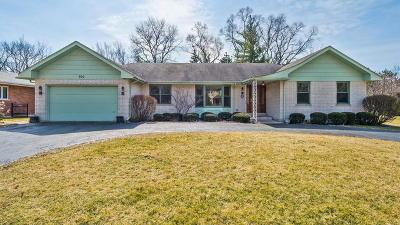 La Grange Single Family Home Price Change: 900 Calle View Drive
