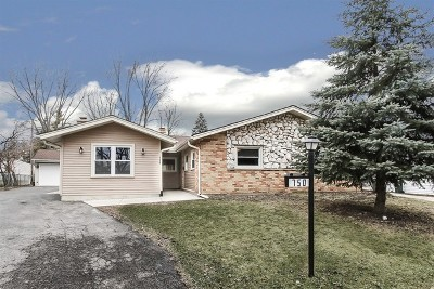 Hoffman Estates Single Family Home For Sale