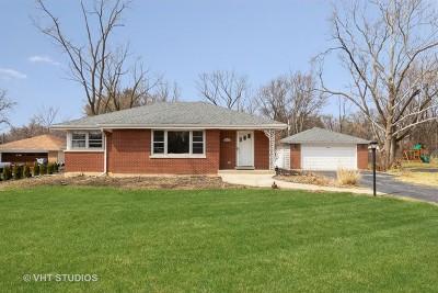 Glen Ellyn Single Family Home For Sale: 3s118 Mulberry Lane
