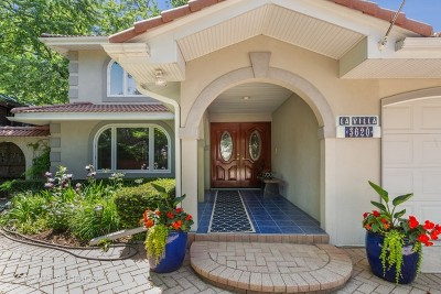 Downers Grove Single Family Home For Sale: 3620 Fairview Avenue