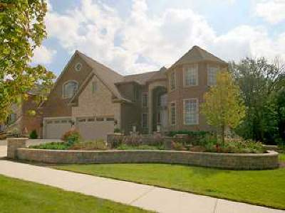 Naperville Single Family Home For Sale: 48 Baker Lane