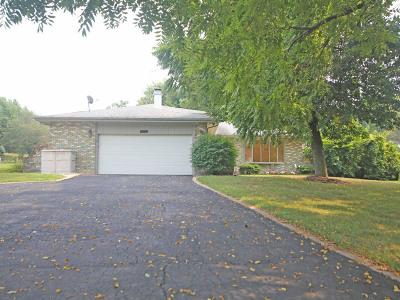 St. Charles Single Family Home For Sale: 39w467 Hemlock Drive
