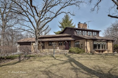 Barrington Single Family Home For Sale: 25960 West Il Route 22