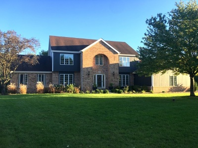 Plainfield Single Family Home For Sale: 16055 Renwick Park Drive