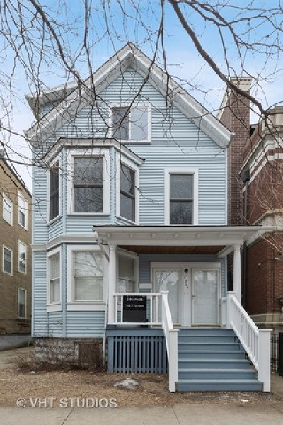 Multi Family Home For Sale: 1505 West Grace Street