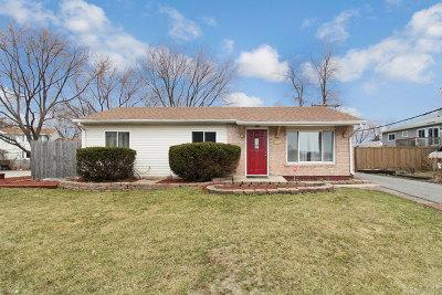 Bolingbrook Single Family Home For Sale