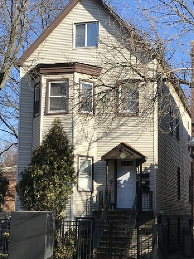 Multi Family Home For Sale: 1456 West Diversey Parkway