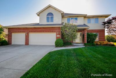 Frankfort Single Family Home For Sale: 20623 Lennon Drive