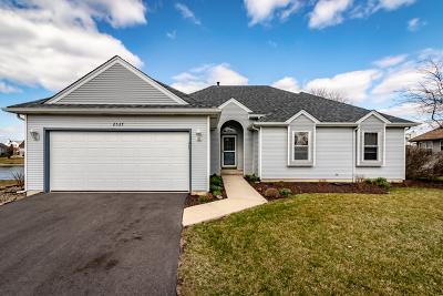 Lockport Single Family Home New: 2527 Heritage Lake Drive