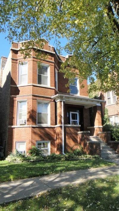 Cicero Multi Family Home For Sale: 1606 South Austin Boulevard