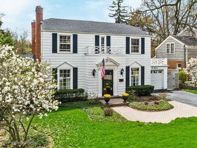 Glen Ellyn Single Family Home For Sale: 611 Turner Avenue