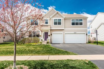 Wauconda Single Family Home For Sale: 2527 Heron Lane
