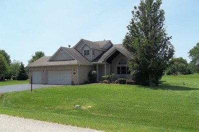 Spring Grove Single Family Home Contingent: 8909 Hidden Trail
