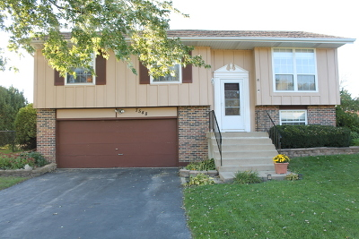 Frankfort Single Family Home For Sale: 7548 West Benton Drive