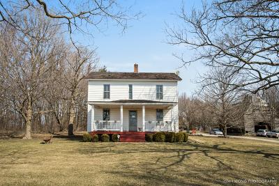 Sugar Grove Single Family Home For Sale: 43w904 Baseline Road