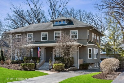 Kenilworth Single Family Home For Sale: 310 Richmond Road