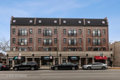 Condo/Townhouse For Sale: 1275 North Clybourn Avenue #3