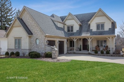 Downers Grove Single Family Home For Sale: 937 Kenyon Street