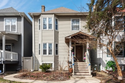 Chicago Multi Family Home Re-Activated: 1934 West Touhy Avenue