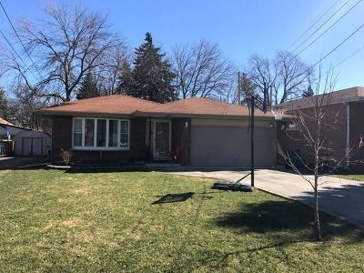 Worth Single Family Home For Sale: 10937 South Nagle Avenue