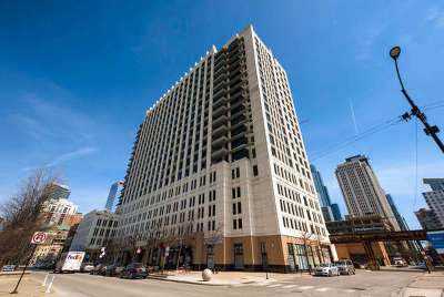 Condo/Townhouse Price Change: 1255 South State Street #906
