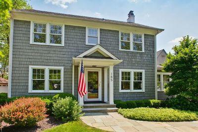 Lake Forest Single Family Home Price Change: 185 Washington Circle
