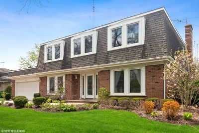 Deerfield Single Family Home Price Change: 222 Fairview Avenue
