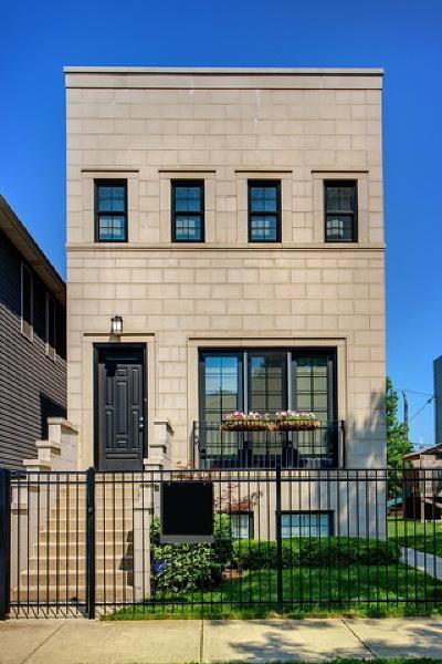 Single Family Home For Sale: 541 North Artesian Avenue