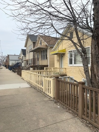 Chicago Single Family Home Re-Activated: 3023 South Farrell Street