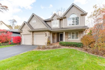 Downers Grove Single Family Home Price Change: 4919 Woodward Avenue